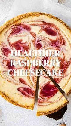 Healthy Cheesecake Recipes, Sweet Potato Recipes Healthy, Healthy Desserts, Sweet Recipes, Dessert Recipes, Fruit Birthday Cake, Banana Chocolate Chip Muffins, Tasty, Yummy Food