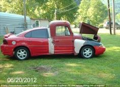 Ban this cut and shut car before someone gets seriously hurt!!!
