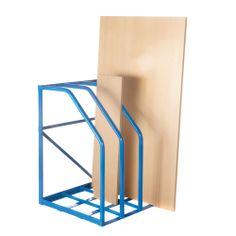 Vertical Sheet Racks with 3 Compartments - ESE Direct Industrial Storage Racks, Steel Storage Rack, Shelving Racks, Metal Rack, Firewood Storage, Shelving Systems, Plywood Storage, Diy Garage Storage, Storage Room