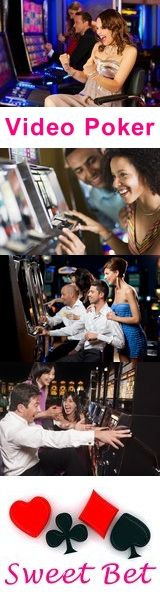 Play Free Video Poker Games @ Sweet Bet