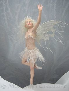 Mollamari Creations - Fantasy Collection nr 22 Winter Dancer   check out page
