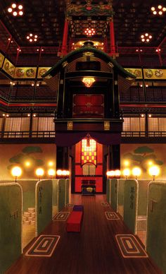 千と千尋の神隠し_Studio Ghibli