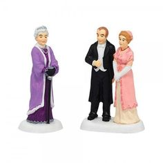 Department 56 Downton Abbey Village The Downton Legacy Continues 4036514