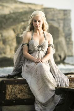 Queen of the Dragons. Game of Thrones