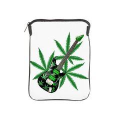 Cannabis/marijuana iPad Sleeve