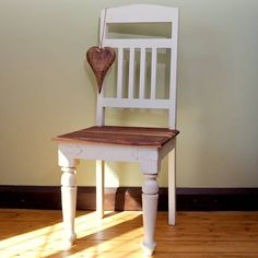 Rose Petal Chair By The London Chair Collective - Chantilly distressed dining table by little tree furniture