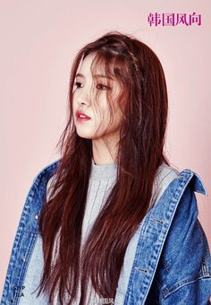 Is it just me or does Sowon look a bit like Yuji in this picture??