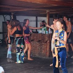 Instead of a full moon photo how about a full moon party. Backyard Koh Pha Ngan 1997.  #fullmoon #fullmoonparty #goatrance  #film #Thailand #craigfergusonimages