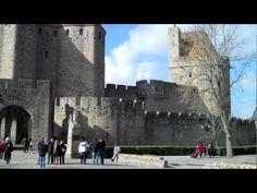 Carcassonne, cité médiévale et visite du chateau comtal