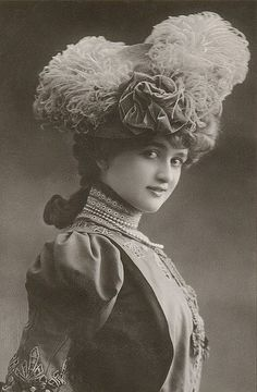 Gaby Deslys (4 November 1881 – 11 February 1920) was a dancer, singer, and actress of the early 20th century. During the 1910s she was exceedingly popular, making $ 4,000 a week in the United States alone. In 1919 she contracted influenza, and died from complications of a resulting throat infection in 1920.