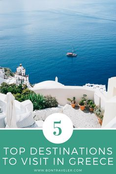 Top 5 Destinations in Greece — Bon Traveler