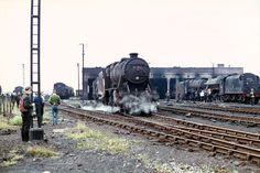 burnley station - Google Search Steam Railway, British Rail, Burnley, Steam Engine, Sheds, Locomotive, North West, Trains, Centre