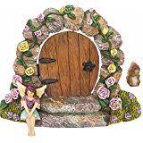Amazon.com : eBoot 89 Pieces Miniature Ornaments Kit Set with 1 Piece Tweezer for DIY Fairy Garden Dollhouse Decoration : Patio, Lawn & Garden