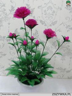 kwiaty z rajstop - Google zoeken