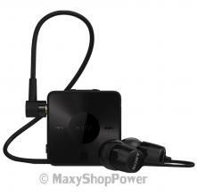 SONY AURICOLARE BLUETOOTH ORIGINALE SBH20 NFC USB- MICRO USB NERO BLACK
