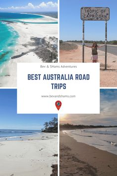 Road Trip Packing, Road Trip Europe, Road Trip Destinations, Road Trip Essentials, Road Trip Usa, Australian Road Trip, Australian Beach, Visit Australia, Australia Travel
