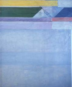 Richard Diebenkorn; I really wanted to steal from that Whitney retrospective in the '90's.