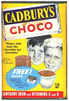 Wally and Beaver for Cadbury's Choco