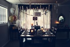 Harry Potter bday party