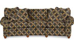 Poet Premier Stationary Sofa by La-Z-Boy