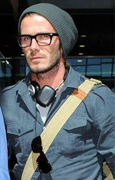 7eb025575a So it s not just me wearing a beanie this winter - David Beckham ...