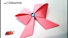 74d3e1fae7c0 DIY Paper Bow | Gift Idea | Paper Craft | JK Easy Craft 253. Egyszerű Kreatív  HobbiMennyezeti Ventilátor