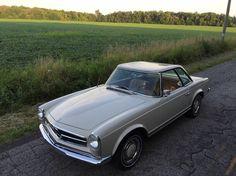 1967 Mercedes-Benz 250SL | Bring a Trailer