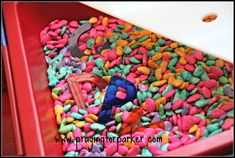 Sensory Table Activities