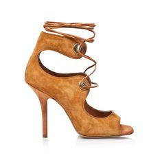 SANTE Lace-Up Sandals