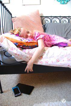 Good Night Sleep Tight–Tips to Help Your Kids Sleep Better