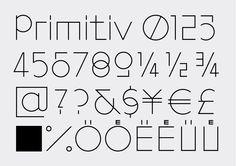 Programmed Calligraphy - primitiv