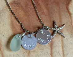 sea glass charms – Etsy