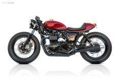 Awesome Custom Triumph Bonneville Australia