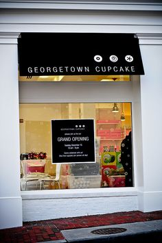 These shop front is simple, classic but effective. The signage and awning are…