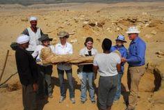 V Egyptě odkryli pohřebiště s milionem mumií! Jsou mezi nimi i blonďáci, zrzci a dokonce jeden obr