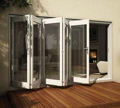 Jeld Wen Patio Doors | Wellington Folding Sliding | Wellington 5 Door