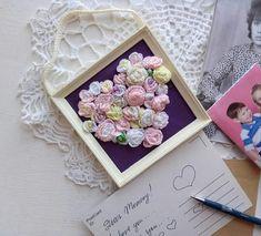 Mothers Day Crochet Picrture Crochet Flowers Heart Crochet