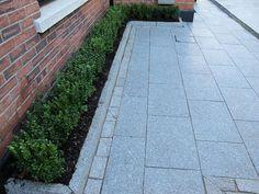 Granite Driveways | Owen Chubb Garden Landscapers