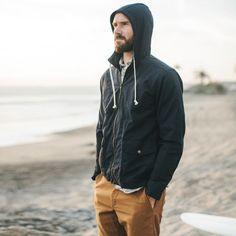 The Beach Jacket | Huckberry