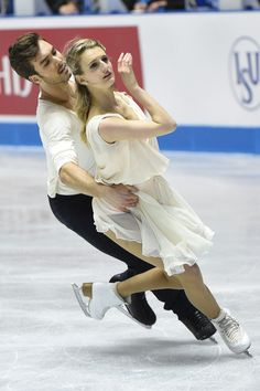 Gabriella Papadakis and Guillaume Cizeron Photos - ISU World Team Trophy - Day 2 - Zimbio