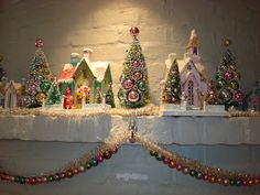 Dishy Vintage: More Christmas Decorations