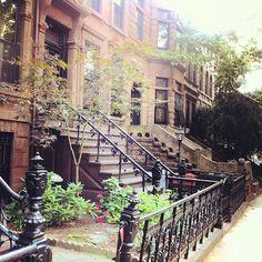 Park Slope in Brooklyn, NY