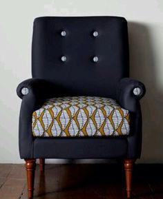 Heima is a home and lifestyle shop in the Philippines. We design and sell custom made furniture and provide Design services. African Interior, African Home Decor, Furniture Upholstery, Furniture Design, Funky Chairs, Rocking Chairs, Metal Chairs, African Furniture, Art Deco Chair