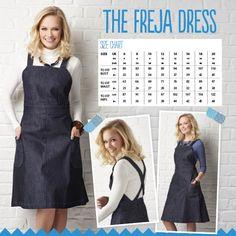 Simply Sewing dress pattern The Freja dress