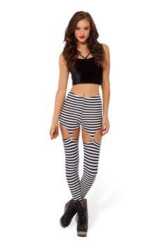 Burglar Suspenders - LIMITED › Black Milk Clothing