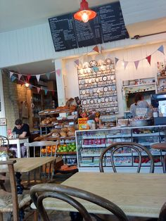 the haberdashery - crouch end- if food would be included