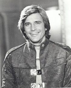 Lt. Starbuck (Dirk Benedict) - Battlestar Galactica (1978-79)