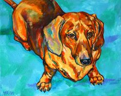 A Great Portrait for Our Doxies : )