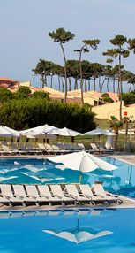 Luxury All Inclusive Resorts & Holiday Packages All Inclusive Vacations, Vacation Resorts, Last Minute Holidays, France, Hotel Spa, Tennis, Europe, Patio, Luxury