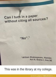 Always cite your sources - Funny, Humor, LOL, Pics Citations Photo, The Jackson Five, Funny Quotes, Funny Memes, That's Hilarious, Top Memes, Funniest Memes, Humor Quotes, Image Citation
